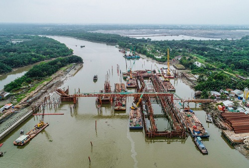 """Siêu dự án chống ngập 10.000 tỷ ở TP.HCM sắp được """"giải cứu""""?"""