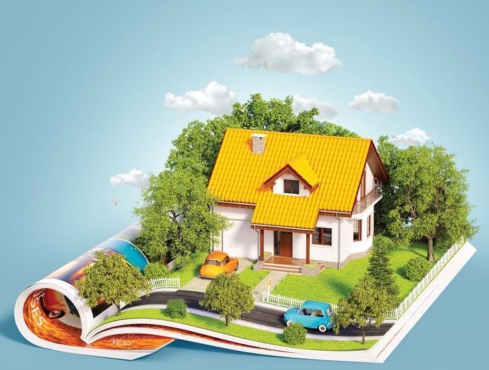 Phong thủy trong thiết kế kiến trúc nhà ở ngã tư